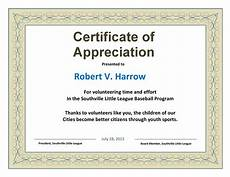 Certificate Of Apreciation 30 Free Certificate Of Appreciation Templates And Letters