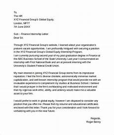 Cover Letter For Finance Internship Free 11 Education Cover Letter Templates In Ms Word Pdf