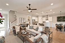 How To Plan Lighting For A House How To Decorate Your Open Concept Floor Plan Brock Built