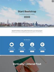 Single Page Website Templates 25 Single Page Website Themes Amp Templates Free