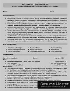 Collection Manager Resume Collections Manager Resume Master