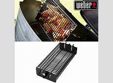 Weber Basket Rotisserie Attachment   Rotisserie