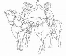 Ausmalbilder Bibi Und Tina Pferde Bibi Und Tina Ausmalbilder In 2020 Ausmalbilder Pferde