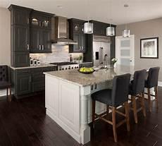 Dark Cabinet Kitchen Design Ideas 24 Kitchen Island Designs Decorating Ideas Design