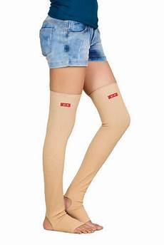 Varicose Vein Size Chart Neolife Varicose Vein Mid Thigh Size S And L