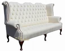 High Back Sofa Chair 3d Image by Chesterfield Newby 3 Seater High Back Wing