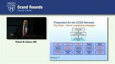 Mayo Clinic Growth Chart Grand Rounds Overview Of The Mayo Clinic Cancer Center