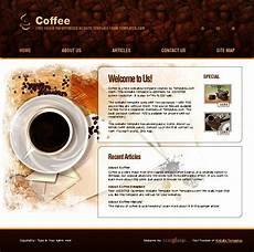 Templates Com Coffee Free Website Template From Templates Com Templates