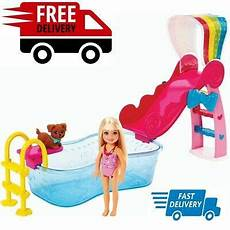 chelsea doll clothes ladder chelsea pool including slide and ladder pool