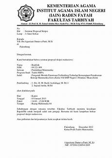 surat undangan tim penguji seminar proposal skripsi