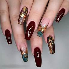 Fall Color Nail Designs 31 Ideal Fall Nail Designs Ideas For You