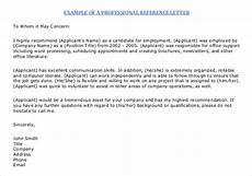 Letter Of Recommendation Sample Template Free Sample Letter Of Recommendation Template Templates