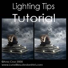 Lighting Tutorial Lighting Tips Tutorial By Lune Tutorials On Deviantart