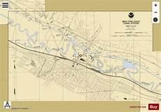 Mohawk River Depth Chart Mohawk River Erie Canal Marine Chart Us14786 P1080