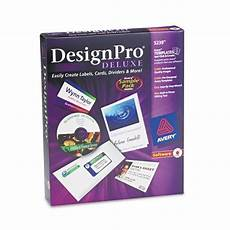 Free Avery Label Software Avery Designpro Deluxe Cd Rom Label Printing Software