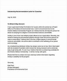 Coworker Letter Of Recommendation 13 Coworker Recommendation Letter Templates Pdf Doc