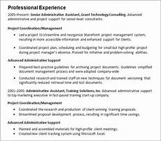 Cv Template For Work Experience Work Experience Resume Guide Careeronestop