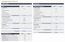 Account Reconciliation Template Excel Free Account Reconciliation Templates Smartsheet