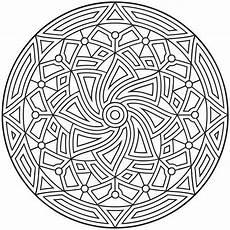mandala desenhos malvorlagen ausmalen und