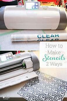 How To Make Your Own Stencils In Cricut Design Space How To Make Your Own Custom Stencils The Easy Way