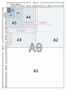 Letter Size Paper Dimensions Paper Size Wikipedia