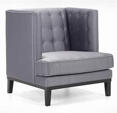 Armen Sofa 3d Image by Noho Arm Chair In A Silver Satin Fabric By Armen Living