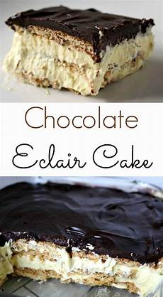 the easiest eclair cake the no bake dessert