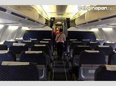 Info Fasilitas Yang Disediakan Dalam Pesawat Sriwijaya Air