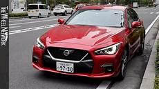 2020 Nissan Skyline Gtr by 2020 Nissan Skyline Driving Footage Japanese Spec