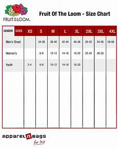 Fruit Of The Loom Size Chart Women Search Results For Hanes Size Chart