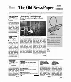Newspaper Outline For Word Free Newspaper Template 10 Blank Google Docs Word