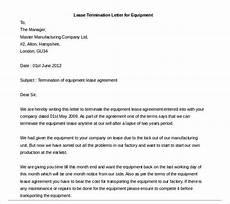 Lease Termination Template 23 Lease Termination Letter Templates Pdf Doc Free
