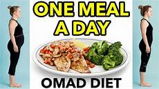 one meal a day omad omad fasting diet for