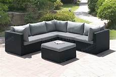 407 outdoor patio 6pc sectional sofa set by poundex w options