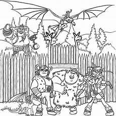 genial dragons die reiter berg ausmalbilder top