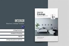 Company Profile Template For Interior Design Psd Interior Brochures Catalogs Company Profile