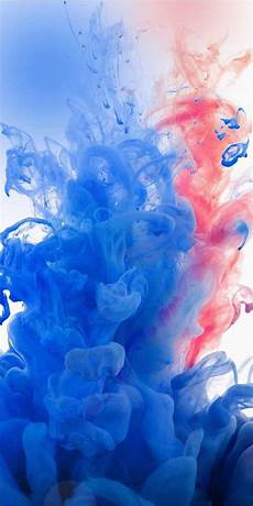 blue wallpaper 4k iphone ios 11 iphone x aqua blue smoke abstract apple
