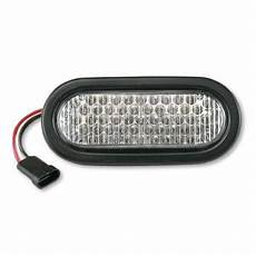 6 Oval Led Lights Soundoff Signalo6 Series 6 Inch Oval Gen2 Led Light For