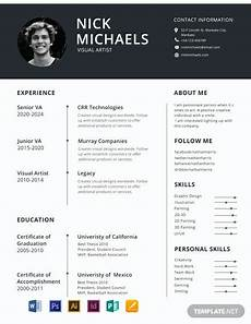 Resume In Doc Free Resume Format Word Doc Psd Indesign Apple