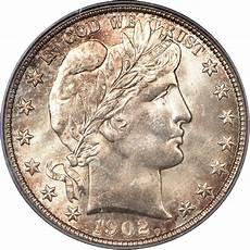 1902 Silver Dollar Value Chart 1902 S 50c Ms Barber Half Dollars Ngc