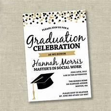 Graduation Invitation Maker Free Graduation Invitation Maker Party Invitation Collection