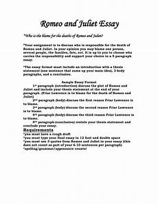 Romeo And Juliet Analysis Essay Romeo And Juliet Essay