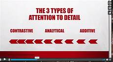 What Is Detailed Oriented Attention To Detail Online Course Learn To Become More