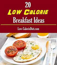 20 low calorie breakfast ideas to lose weight low