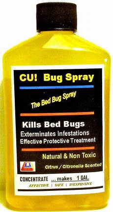 say bye bye to bed bugs safely ecogreen spray cubugspray