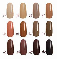 Light Brown Nail Color Brown Nail Polish Dark Light How To Make Designs