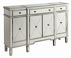 mirrored wine cabinet from coaster 102595 coleman