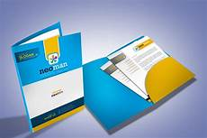Folder Designs Templates Corporate Presentation Folder Design Stationery