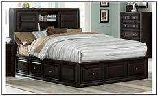 king size bed with storage beds home design ideas