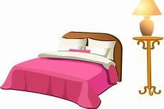 table clip bed clipart library imagenes de cama en